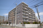 ひばりが丘パークマンション / 札幌市厚別区厚別南1-6-30